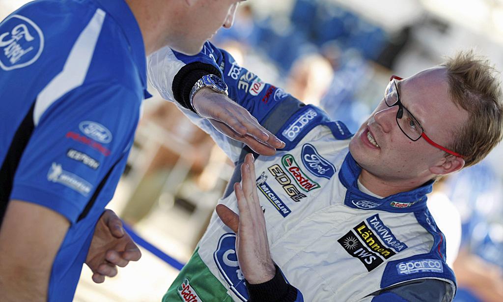 WRC – Prove d'Alsazia in pista per Latvala
