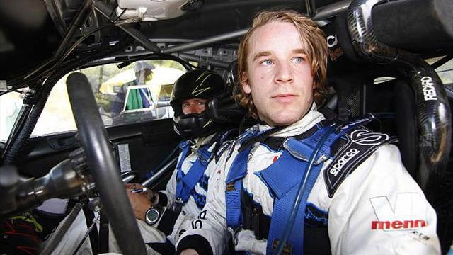 """WRC – Ostberg, """"Sogno un posto da ufficiale"""""""