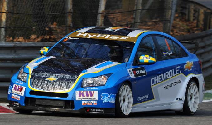 WTCC – La Chevrolet Motorsport Sweden potrebbe correre le ultime tre gare