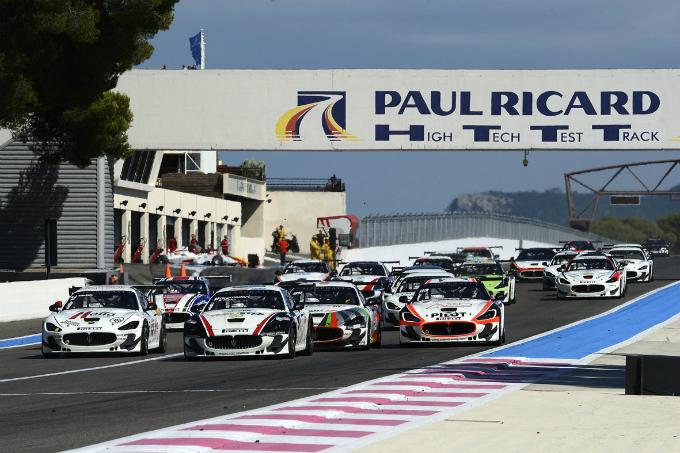 Il Trofeo Maserati arriva negli States