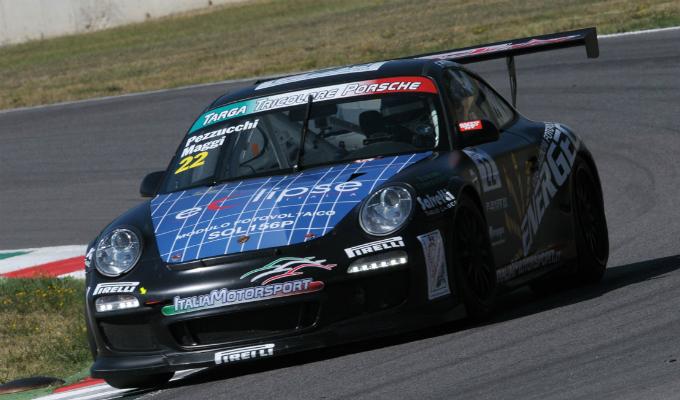 Targa Tricolore Porsche – Pezzucchi, De Nora e Montin dominano al Mugello