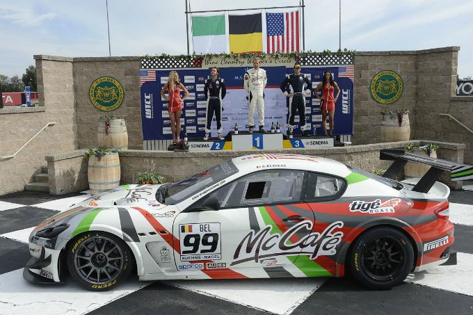 Maserati Trofeo MC World Series – Renaud Kuppens concede il bis
