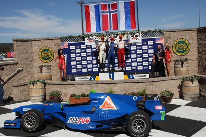 Auto GP World Series – Pål Varhaug vince Gara 1 a Sonoma