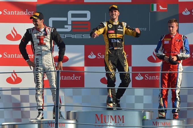 GP3 – Abt vince Gara 1 a Monza, campionato da decidere