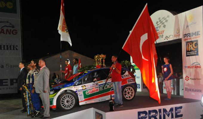 IRC – Yagiz Avci trionfa allo Yalta Rally