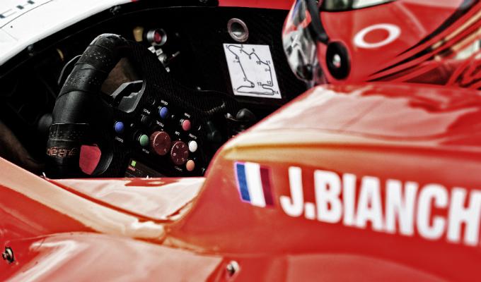 F. Renault 3.5 – L'Hungaroring porta bene a Jules Bianchi
