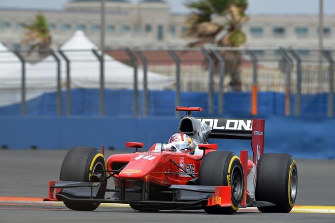 GP2 – Stefano Coletti e Scuderia Coloni si separano