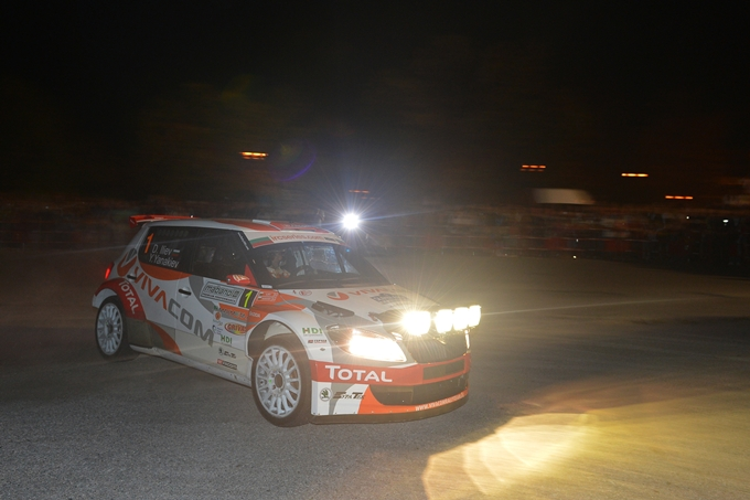 IRC – Dimitar Iliev conduce il Rally Sliven