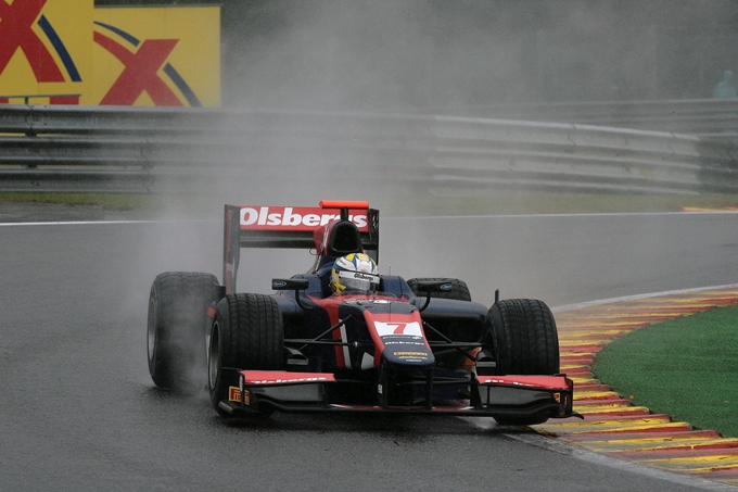 GP2 – Incidente per Melker, Ericsson vince Gara 1