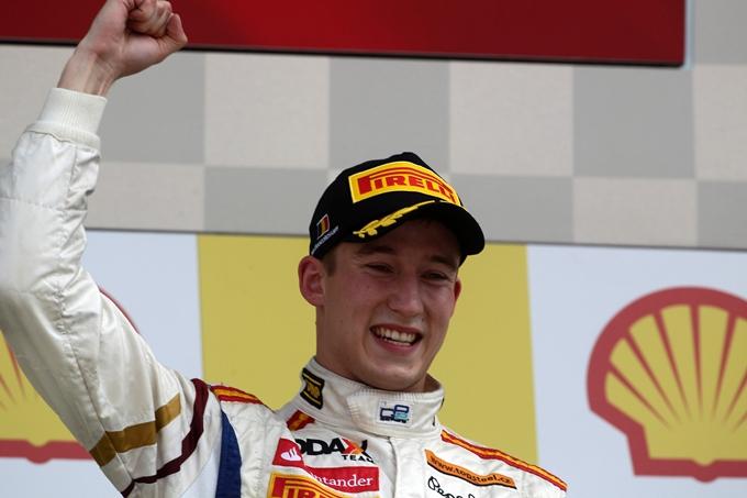 GP2 – Buona la prima per Josef Král a Spa