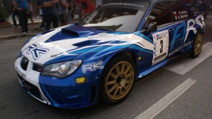 Robert Kubica torna vincitore al Rally Ronde di Biella