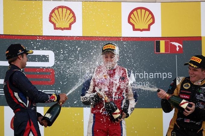 GP3 – Matias Laine inarrestabile a Spa-Francorchamps