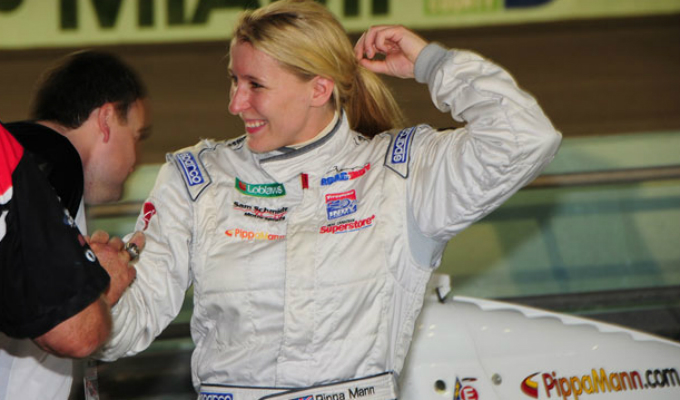 Auto GP World Series – Arriva una new-entry: Pippa Mann