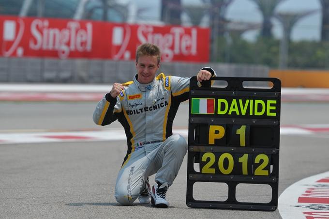"""Valsecchi: """"Spero di avere la mia chance in Formula 1"""""""