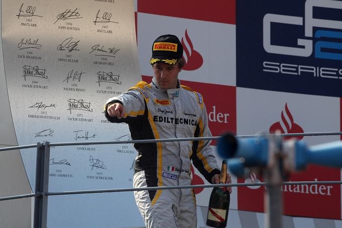 GP2 – Valsecchi trionfa a Monza in Gara 2