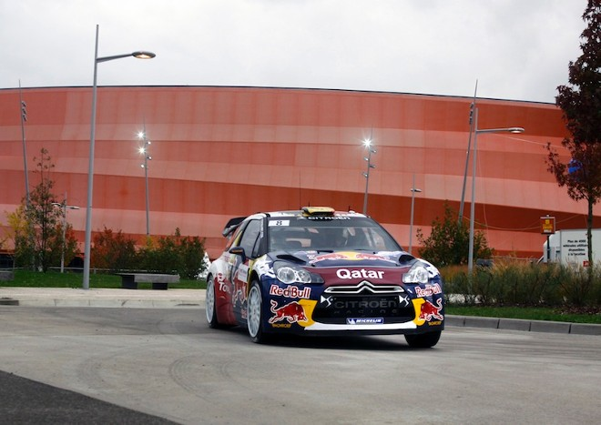 WRC – Neuville leader in Alsazia