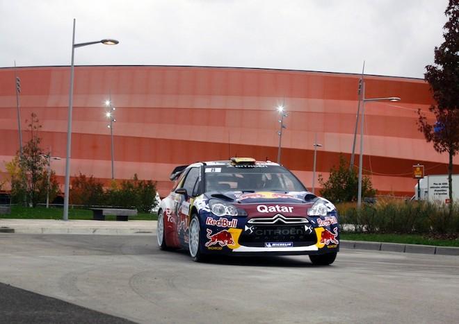 WRC – Neuville leader in Alsazia