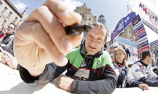 Hänninen nel WRC?