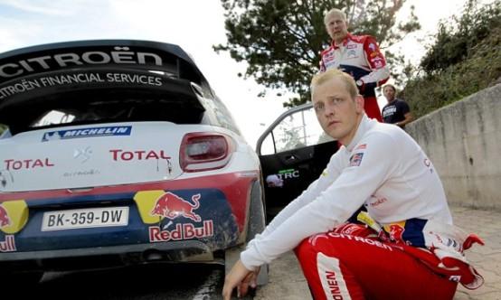 WRC – In Sardegna Hirvonen prende la lead