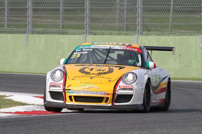 """Targa Tricolore Porsche – Montin-De Nora: la """"200 Miglia"""" di Vallelunga è loro"""