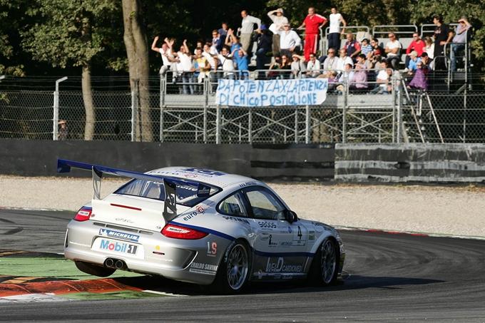 Carrera Cup Italia – Vittoria con brivido, ma il campione è Postiglione