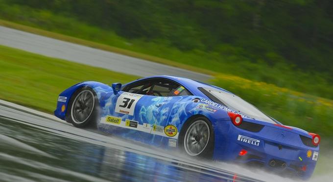 Ferrari Challenge Nord America – Vincono Ockey e Triarsi