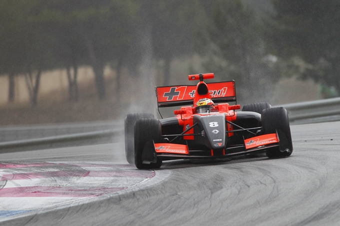 World Series 3.5 – Bianchi si consola con l'argento