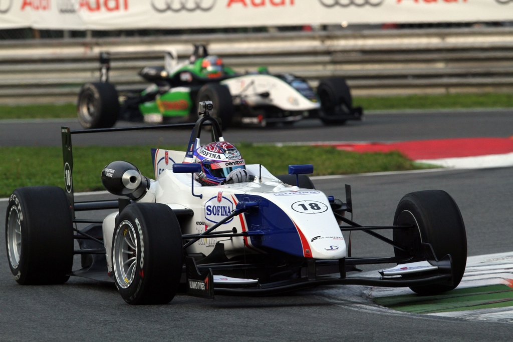 F.3 – A Monza Nicholas Latifi chiude una stagione in crescita