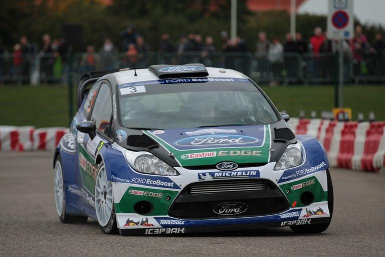 WRC – Anche Ford dice addio al mondiale