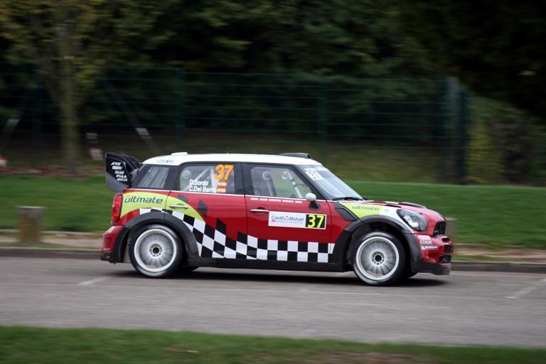 WRC – La MINI si ritirerà a fine 2012