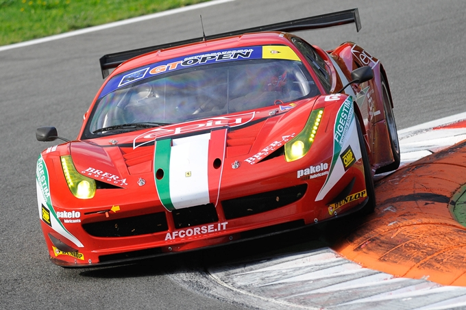 International GT Open – A Monza sorride l'AF Corse
