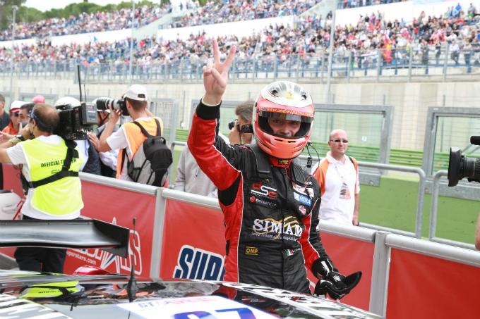 GTSprint International Series – Andrea Palma lascia il segno a Vallelunga