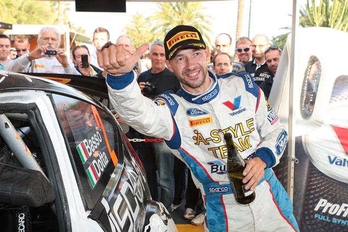 Rally di Sanremo – Vince Basso ma il campione è Andreucci