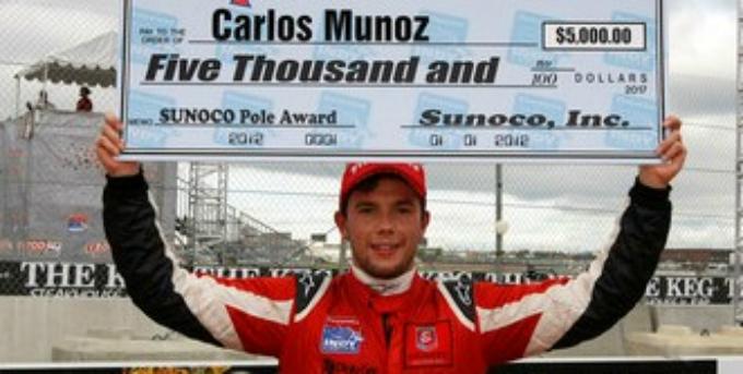IndyCar – Munoz alla 500 Miglia di Indianapolis