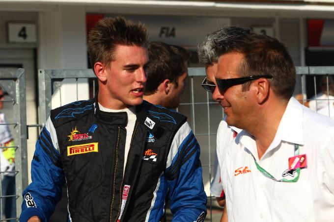 GP3 – Ceccon è il più veloce nella prima giornata di test