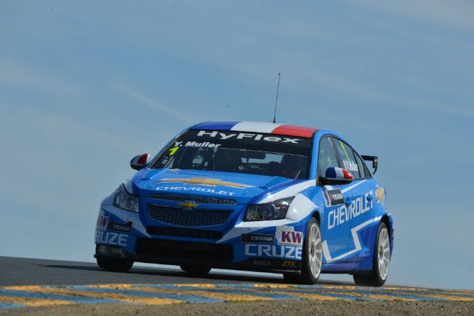 WTCC – Chevrolet più zavorrate a Suzuka