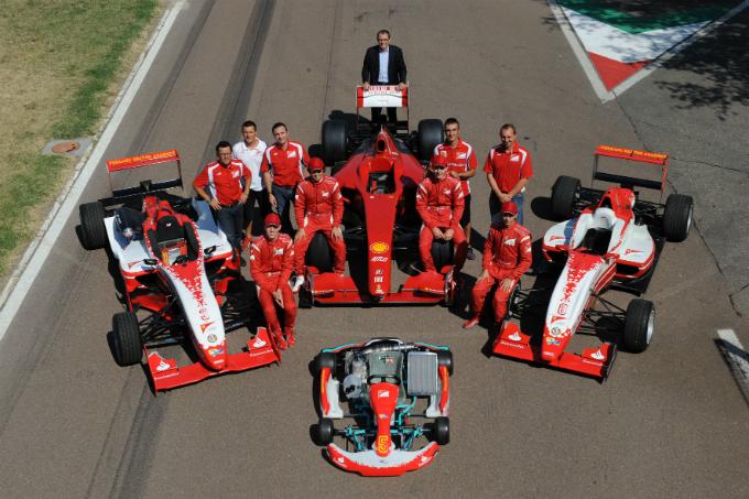 Ferrari Driver Academy – In corsa su tre fronti