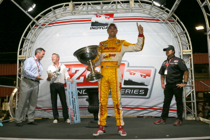 Alla Race of Champions ci sarà anche Ryan Hunter-Reay