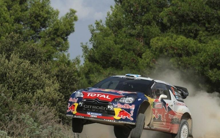 WRC – Hirvonen verso il successo in Sardegna