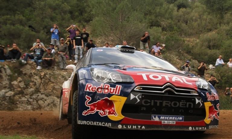 WRC – L'Italia è di Hirvonen