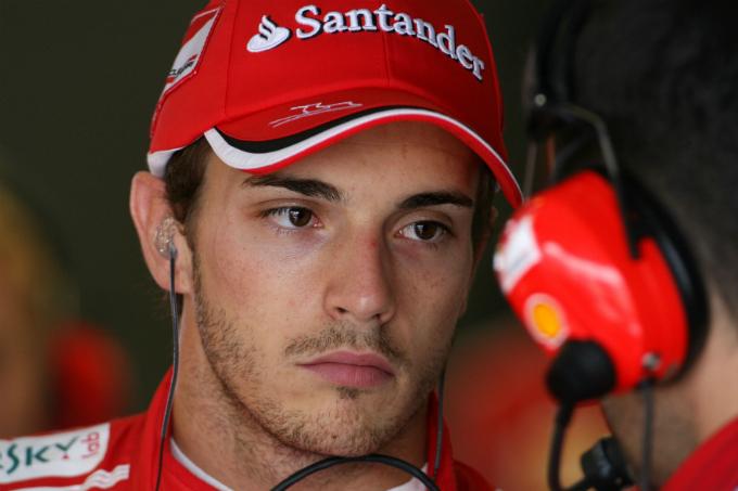Jules Bianchi punta in alto
