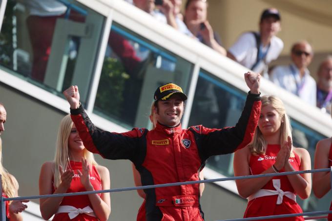 GP2- Filippi domina i test a Barcellona