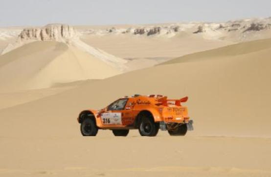 El Erian sarà il primo egiziano alla Dakar
