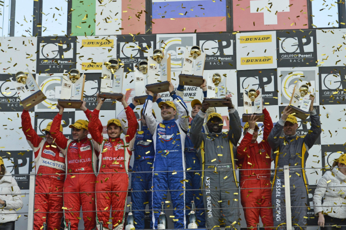 Dunlop Endurance Champions Cup – Successo per la Ferrari 458 Italia