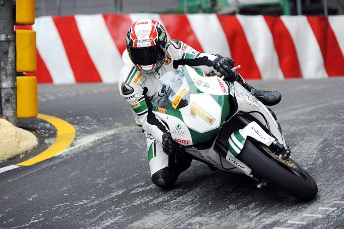 Pirelli e Michael Rutter da record a Macau