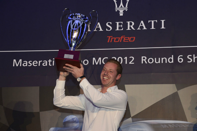 Maserati Trofeo MC World Series – Intervista a Renaud Kuppens