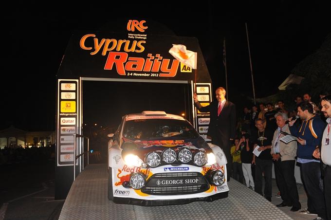 IRC – A Mikkelsen il Mondiale, Al-Attiyah conquista Cipro