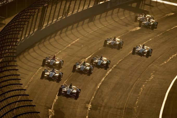 IndyCar in Italia: Monza è in pole