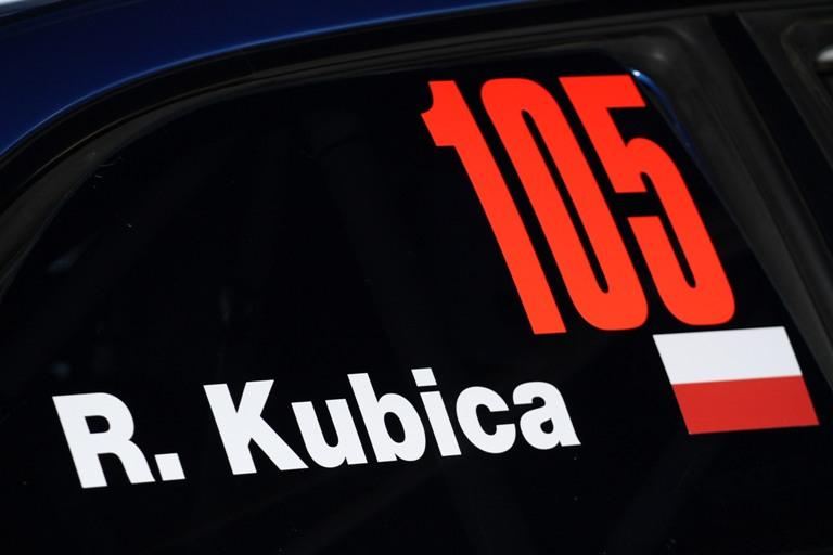 Ancora rally per Robert Kubica