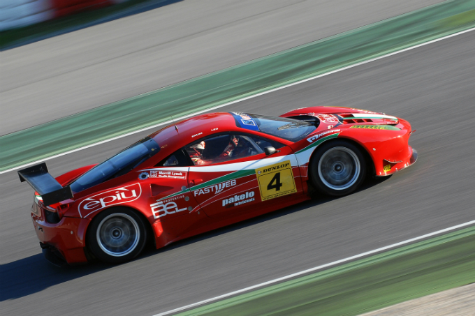 International GT Open – Stagione indimenticabile per la Ferrari